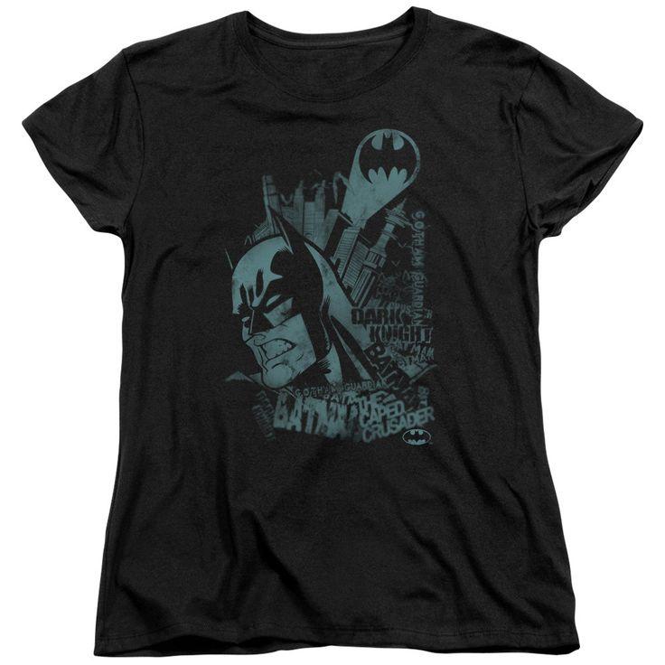 Batman: Gritted Teeth Women's T-Shirt