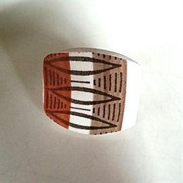 fasett ring