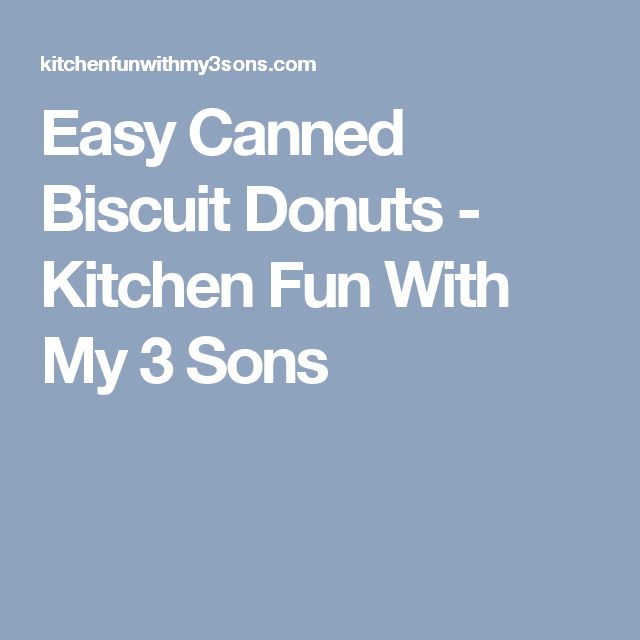 Canned biscuit muffin tin recipes