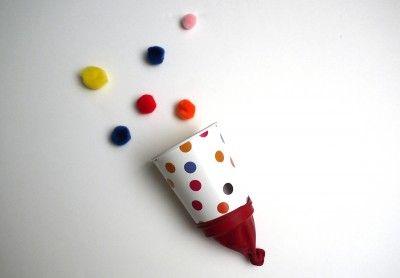 Le lance cotillons est l'accessoire idéal desfêtesd'enfants (Carnaval,goûters d'anniversaire, kermesses...) ! Il est très facile à fabriquer et permet au groupe d'enfants de biens'amuser. Excitat [...]