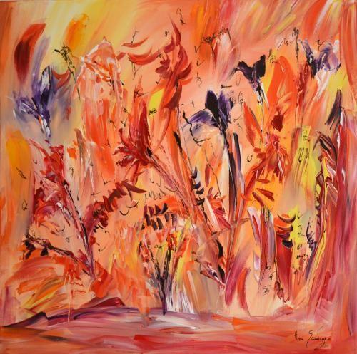 vous avez la possibilité de choisir une peinture contemporaine en fonction de la couleur souhaitée sur le site d'ame sauvage http://www.amesauvage.com/27-peinture-abstraite-contemporaine