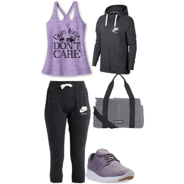 What to Wear to a Gym? N.3