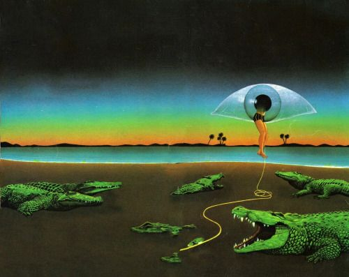 Peter Goodfellow - A Bundle of Nerves, 1978.