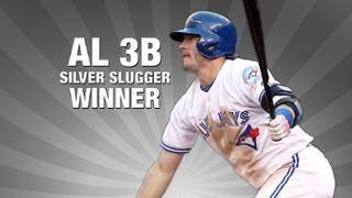 Donaldson wins second straight Silver Slugger Nov 10, 2016