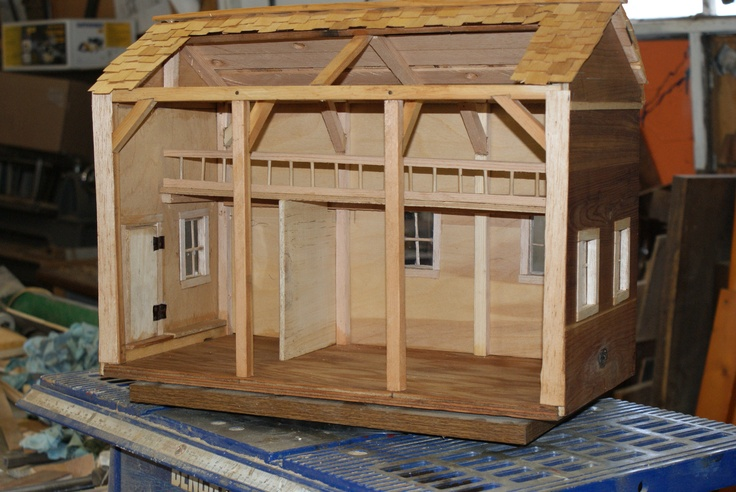 what was steam project now grand daughters doll house
