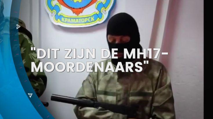 EINDELIJK! De daders van MH17 - 290 doden - zijn letterlijk in beeld, vanavond te zien op TV