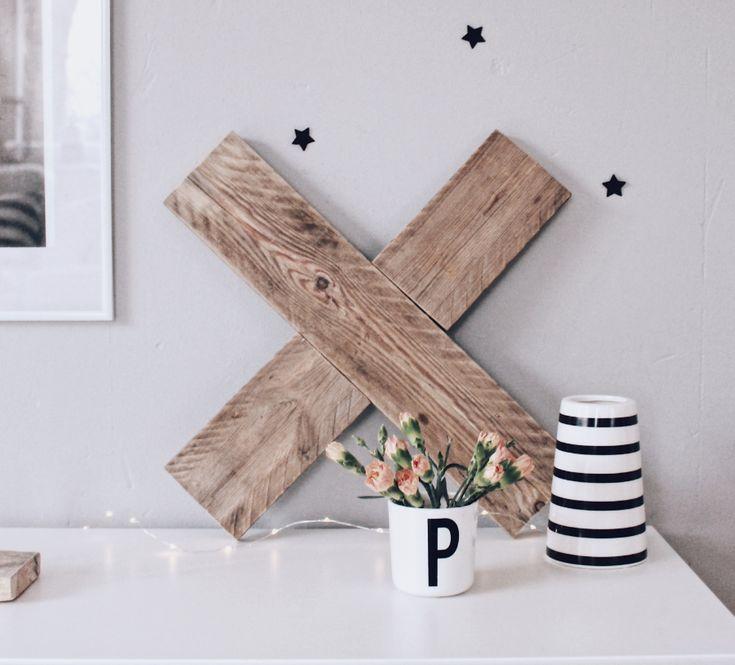 Die besten 25+ Buchstaben aus holz Ideen auf Pinterest Holz - dekoration k che selber machen