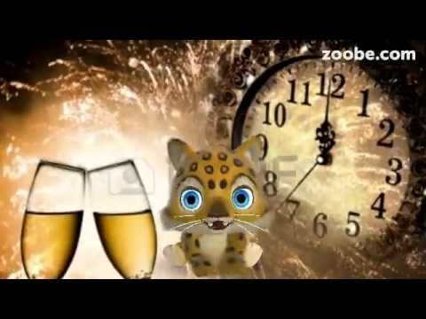 Karlchen - Happy New Year ;-) Silvester, Trickfilm, Neujahr - YouTube