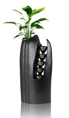 Fountain Vase Water Feature: A vase and a fountain all in one! - £29.95