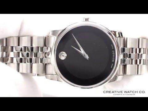 Hands On With The Men's Movado Watch 606504