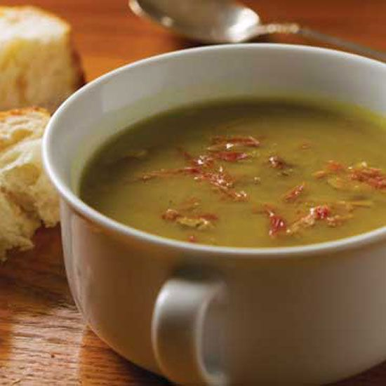 Pea soup with smoked meats: 7 best recipes and basic cooking rules 18
