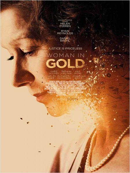 La femme au tableau (Woman in Gold)