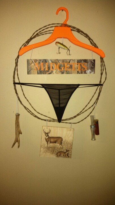 My redneck dream catcher. I love it. Fits my life and so cute