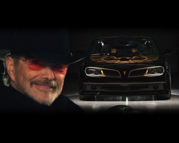 Burt Reynolds Presents the 2016 Bandit Trans Am
