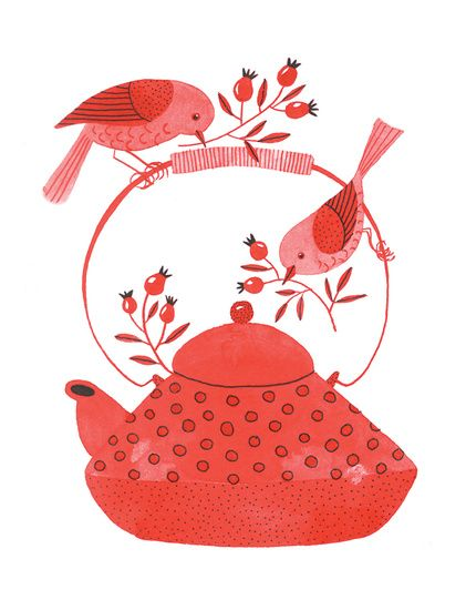Oana Befort's Portfolio - ILLUSTRATION