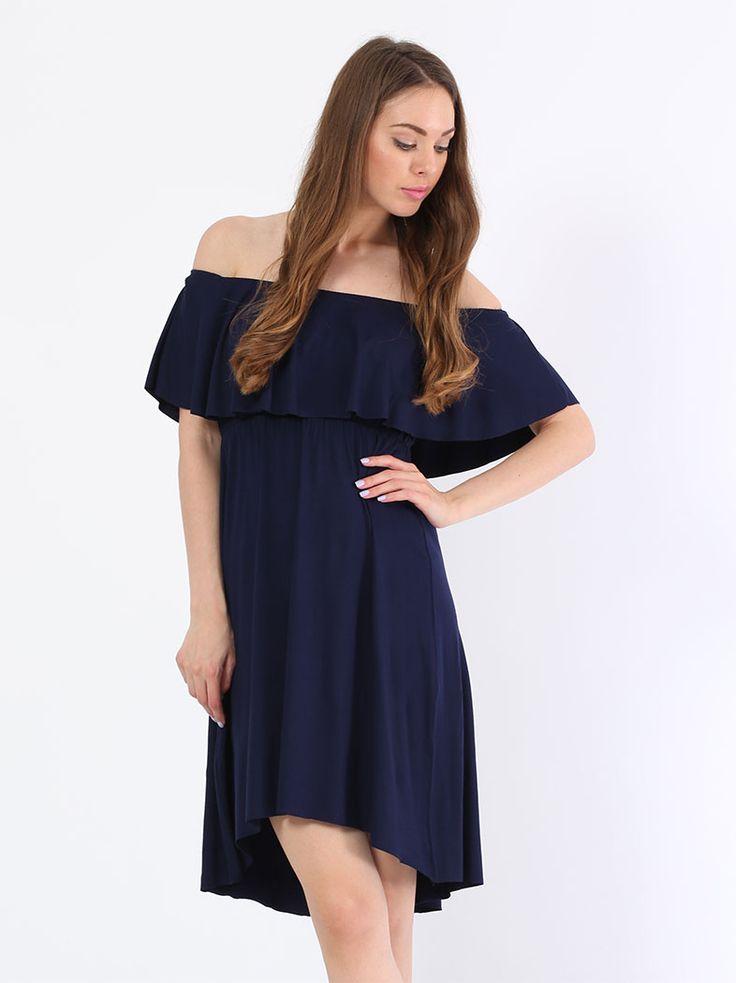 Φόρεμα με βολάν - 15,99 € - http://www.ilovesales.gr/shop/forema-me-volan-12/ Περισσότερα http://www.ilovesales.gr/shop/forema-me-volan-12/