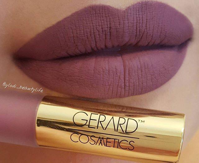 "Hydra Matte Liquid Lipstick ""Ecstasy"" by Gerard Cosmetics"