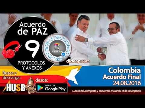 Acuerdo de Paz Colombia 9