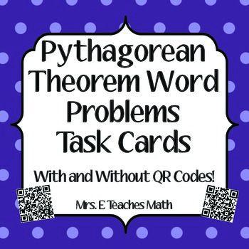 pythagorean theorem word problem practice pdf