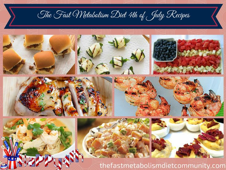 quick july 4th recipes