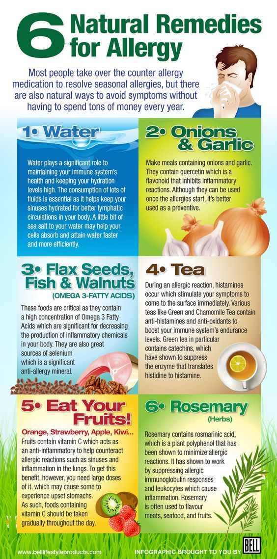 Home Remedies For The Symptoms Of Allergies. Some of the easy treatments for allergies