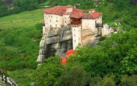 Meteora   Photo by Theodosis Chris � National Geographic Your Shot