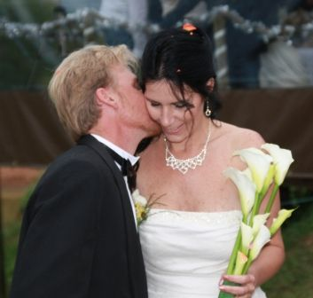 Mr and Mrs Craig Fry