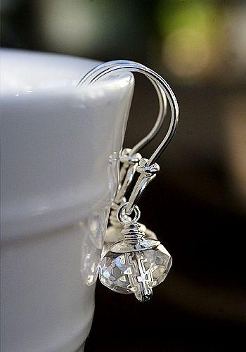 Cute quartz crystals.