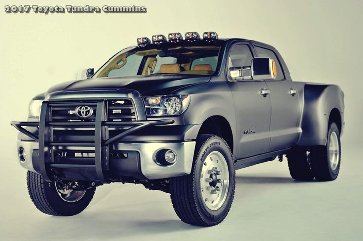 Toyota Tundra Cummins 2017 Price and Specs  - is a full-size truck is better out there yet their latest models have genuinely proportionate ...