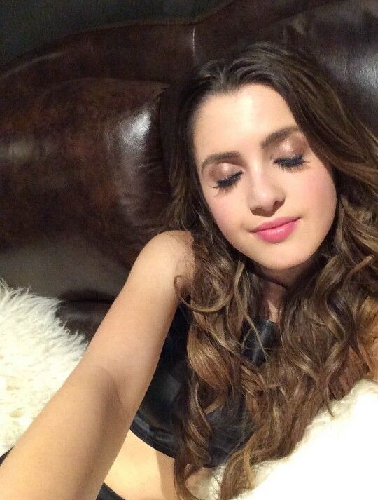 from Eddie laura marano gets naked