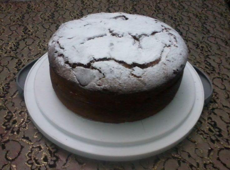 Torta Marmoleada.