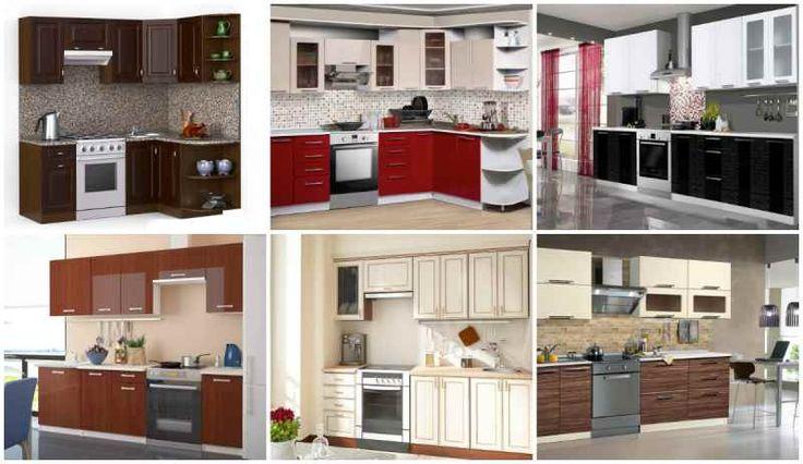Купить готовый кухонный гарнитур недорого