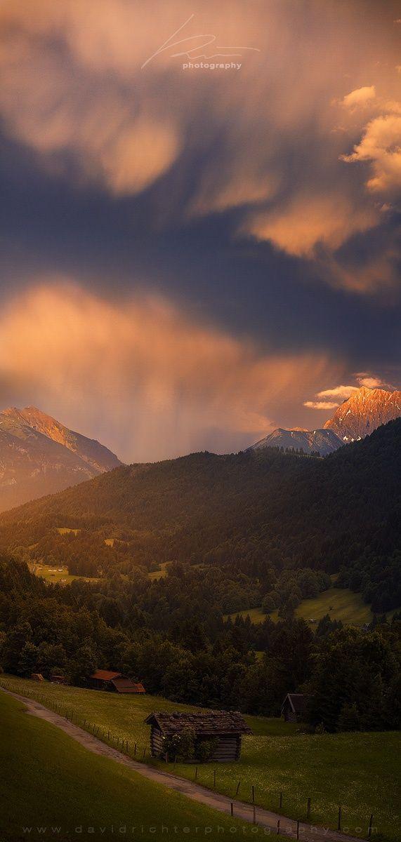 ~~When It Rains, It Pours • picturesque wooden b…