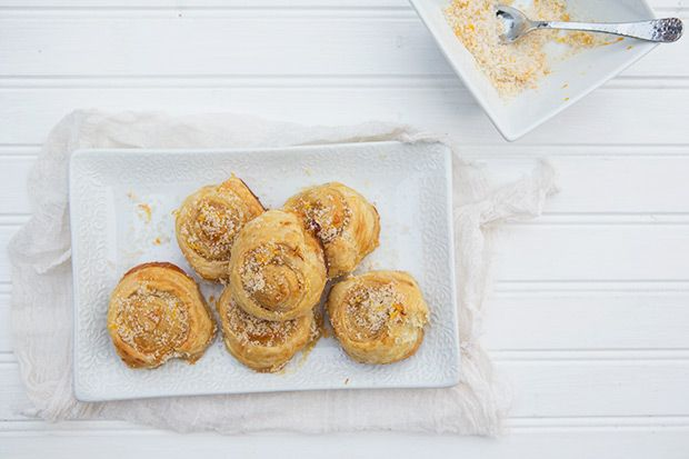 Mini Meyer Lemon Morning Buns for a Mess-Free Mother's Day   eHow Food