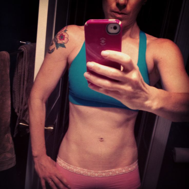 Post Surgery Abs back. Only 2 weeks. Thanks T25