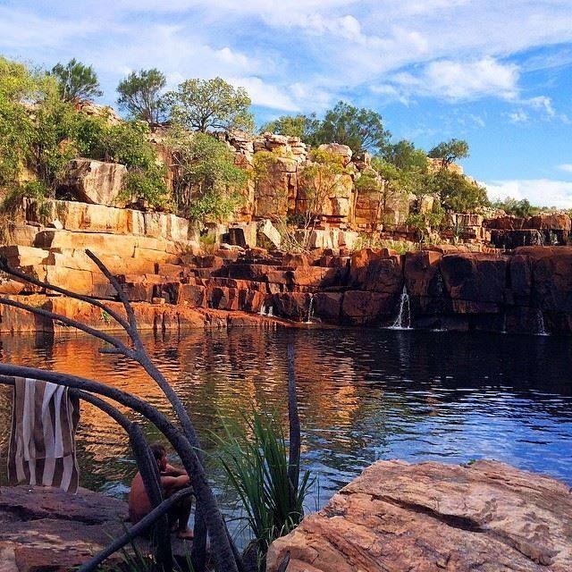 Kimberley, Western Australia.  Photo by @garypepper on Instagram
