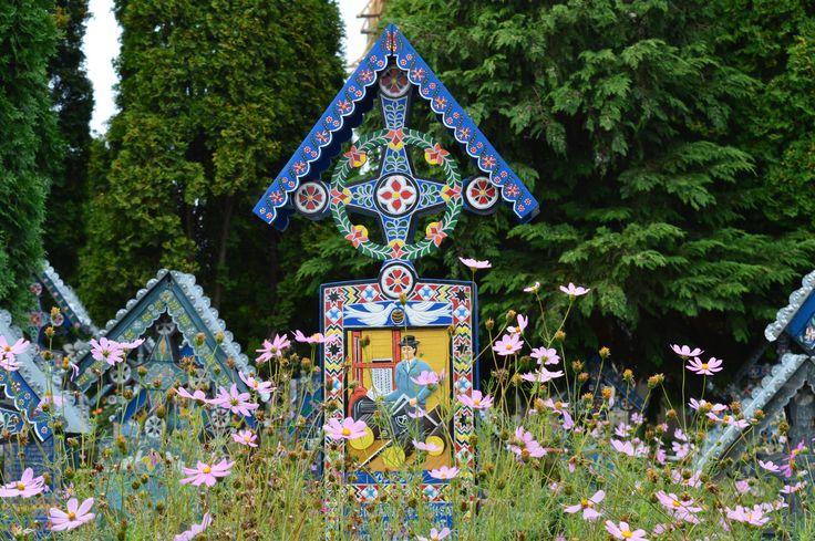 Merry Cemetery, Săpânța, Maramureş County