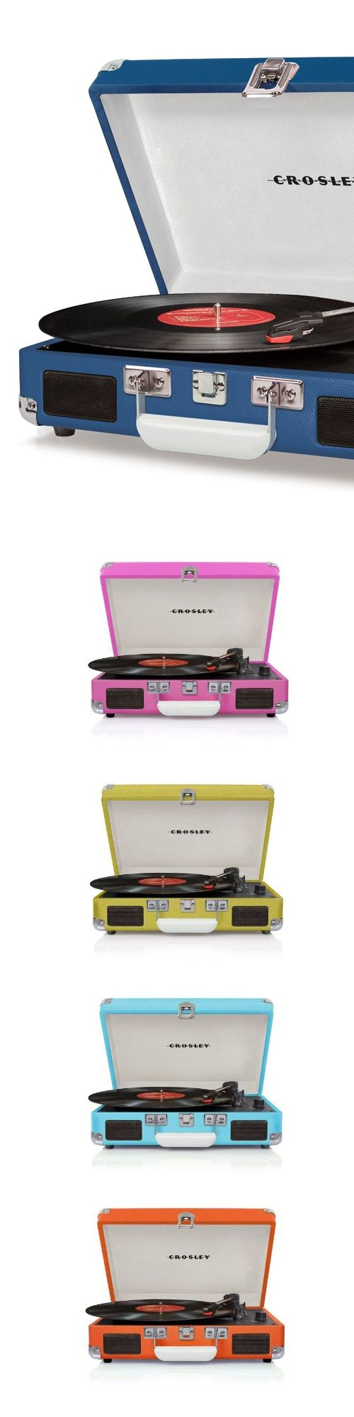 suitcase. NEW OLD RECORD PLAYERS RP BY HAMMERSCHMID