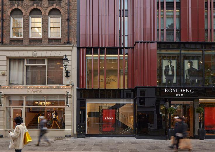 Galería de Edificio South Molton Street / DSDHA - 4