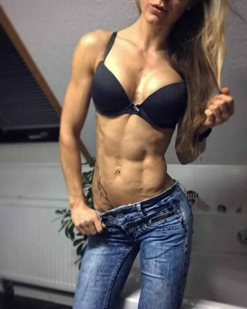 INTIMIDATING PHYSIQUE - TOTALLY RIPPED ABS of Sexy ...