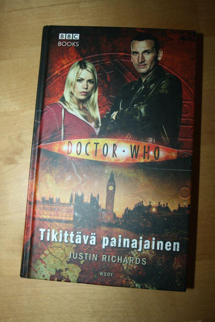 Tikittävä painajainen, Doctor Who 1€