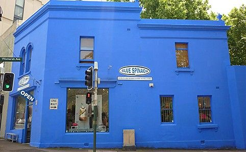 Blue Spinach - Darlinghurst - Shopping - Time Out Sydney