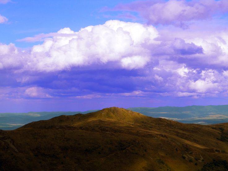 Bieszczady Mountain Poland, Widok z Tarnicy #Bieszczady #Mountain #Tarnica