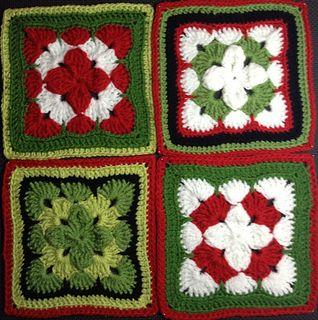 Ravelry: kdcatz's Christmas Flower