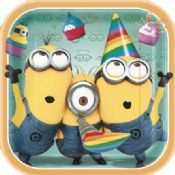 Despicable Me 2 Party Supplies, Ideas, Accessories, Decorations, Games - PartyNet