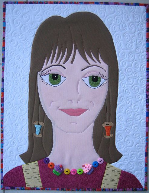 Lady #55 - Noel from Spain by mamacjt, via Flickr
