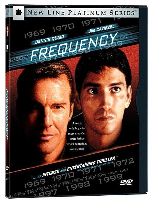 Frequency (DVD / New Line Platinum Series / WS / Dolby Digital 5.1 / Dolby Digital 2.0 Surround) Dennis Quaid, James Caviezel, Shawn Doyle, Elizabeth Mitchell, Andre Braugher