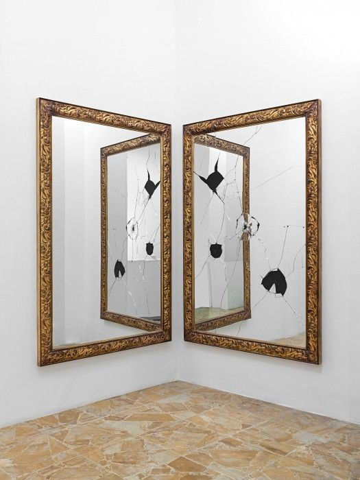 Michelangelo Pistoletto at Continua (italy)