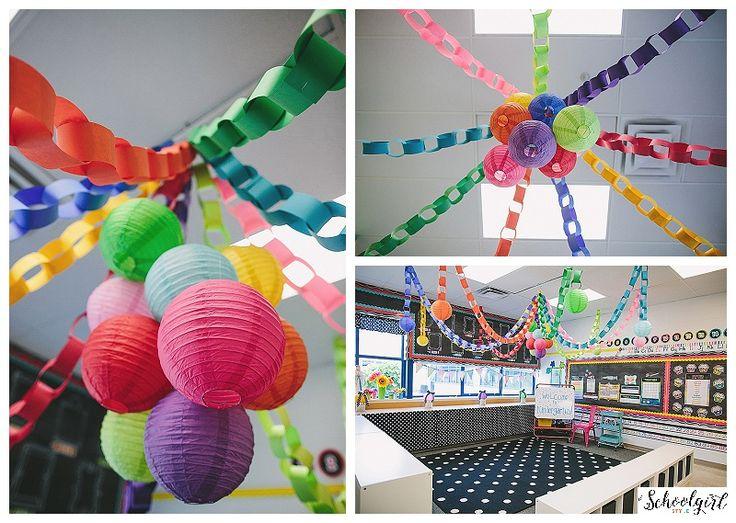 Best Classroom Ceiling Decorations Ideas On Pinterest