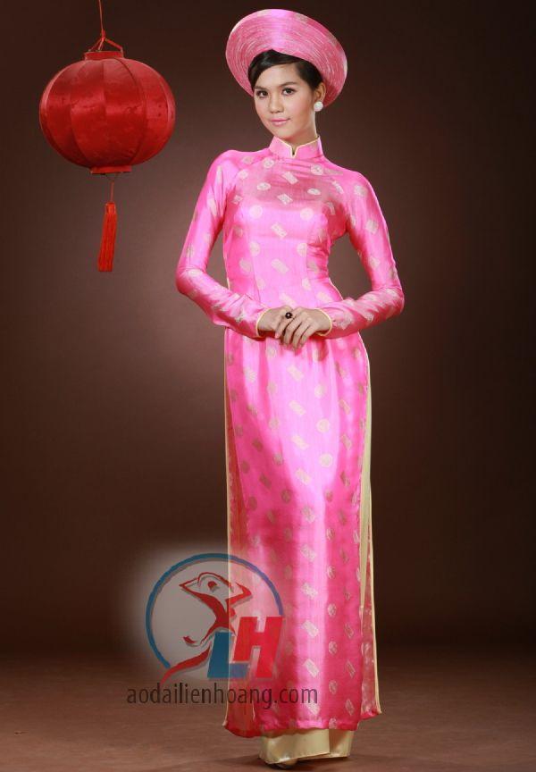 $75 Ao Dai Wedding | Ao Dai Lien Hoang | Aodailienhoang.com